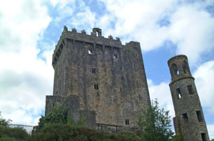 Blarney-Castle-in-Ireland