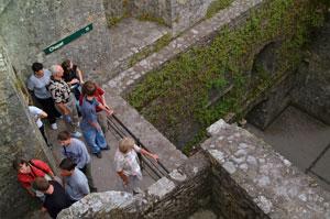 Blarney-Castle-looking-down
