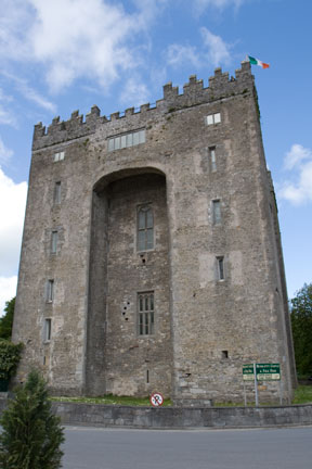Bunratty-Castle-Tower