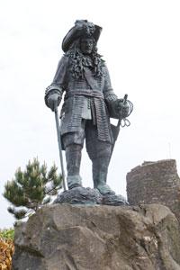 Carrickfergus-Castle-King-William-III