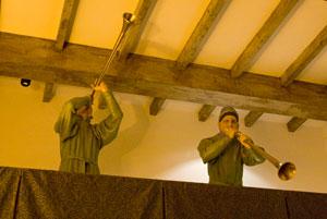 Carrickfergus-Castle-trumpeters