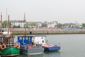 Carrickfergus-Ireland-boats