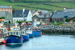 Dingle-Boats-Houses