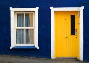 Dingle-doorway