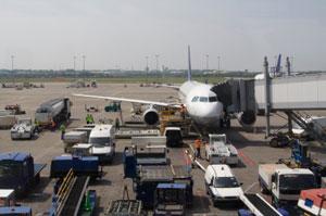 Dublin-Ireland-Airport