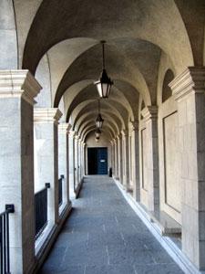Dublin Castle Hall
