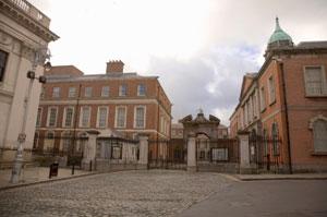 Dublin Castle Entry
