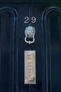 Dublin-door