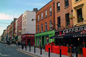 Dublin Ireland street