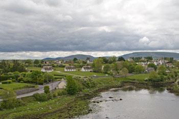 Dunguaire Castle View