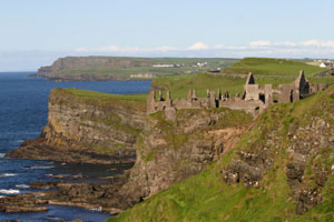 Dunluce-Castle-coast