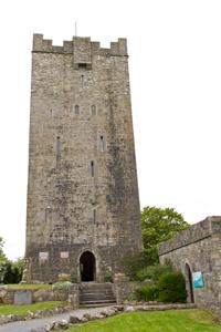 Dysert-O'Dea-Castle-Ireland