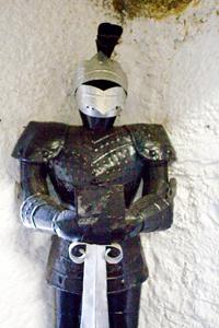 Dysert-O'Dea-Castle-knight