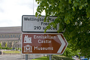 Enniskillen-Castle-sign