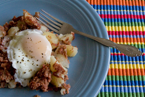 Irish Corned Beef Hash