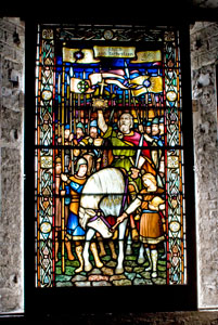 Knappogue-Castle-Ireland-chapel