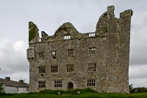 Leamaneh Castle Ireland