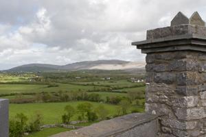 newtown castle ireland view