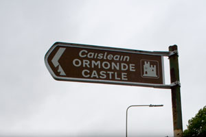 Ormonde-Castle-Sign