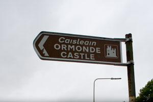 Ormonde-Castle-Sign