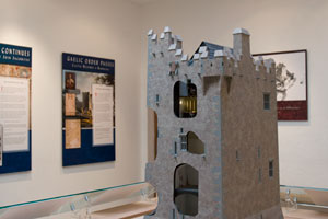 Ross-Castle-model-display