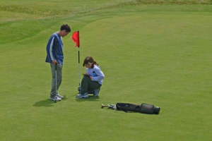 Dingle Ireland golf