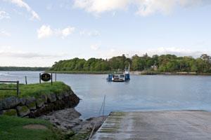 Waterford-Castle-Ireland-Ferry