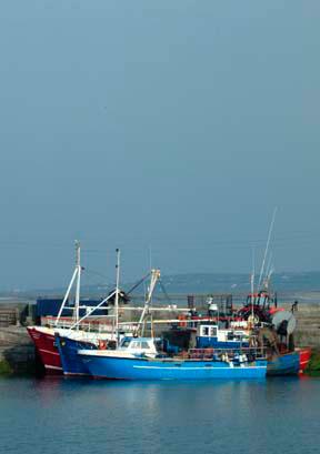 Aran-Islands-boats