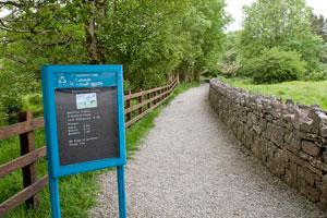 Aughnanure-Castle-Ireland-sign