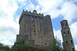 Blarney-Castle-in-Ireland