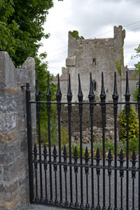 Leap-Castle-gate