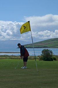 Dingle golf pitch and putt